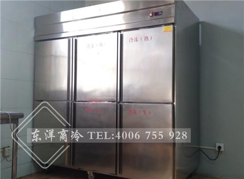 上海嘉定中央党校-东洋六门厨房柜工程案例