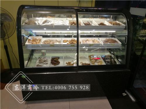 佛山楊九記健康卤菜熟食彩神Ⅴll下载-饮料冷藏柜工程案例