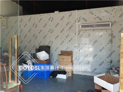广东省深圳市宝安区森禾海鲜批发市场羊肉保鲜库-海鲜冷冻库