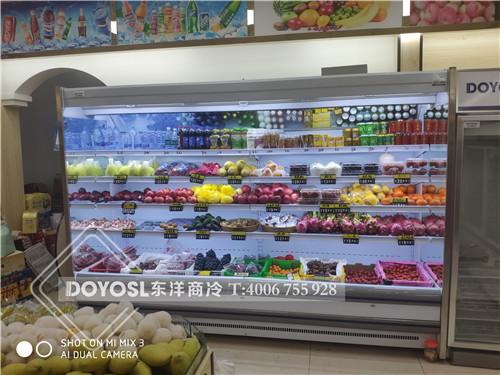 东莞市虎门镇水果彩神Ⅴll下载-饮料冷藏柜案例