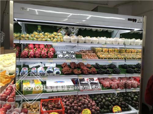 广州市海珠区鲜鲜果水果彩神Ⅴll下载-水果冷藏柜案例