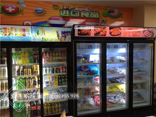 深圳东洋展示冷柜这么受青睐是有原因的