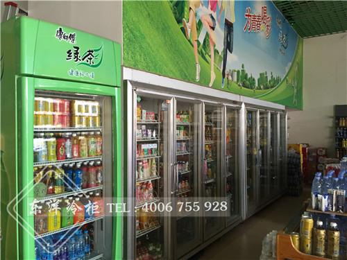东洋冷柜商用行业品牌便利店冷柜知名更保障