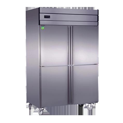 四门不锈钢厨房柜