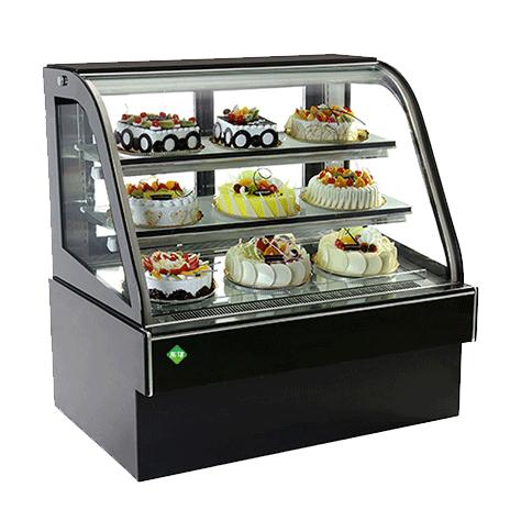 802款弧形蛋糕柜