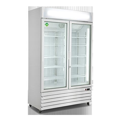 920款双门冷冻柜