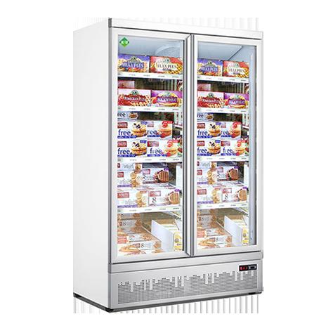 923款立式双门冷冻柜