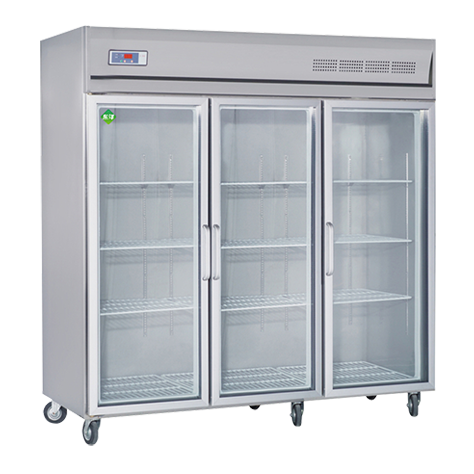 216款三门冷柜