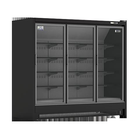 604款带门冷藏冷冻柜