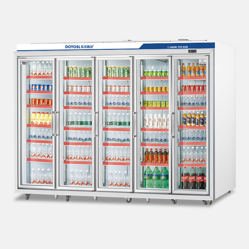 916款五门冷柜